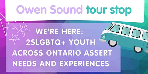We're Here: Owen Sound Launch #PYAPtour