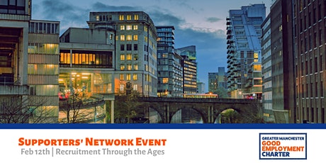 Good Employment Charter | Supporters' Network Event tickets