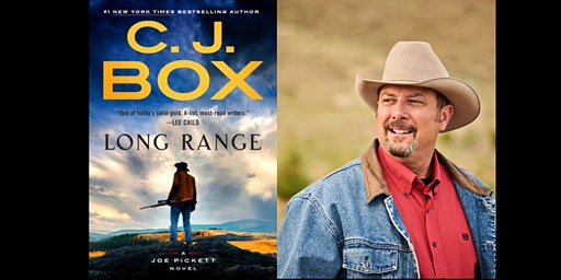 C.J. Box LONG RANGE Book Signing and Discussion