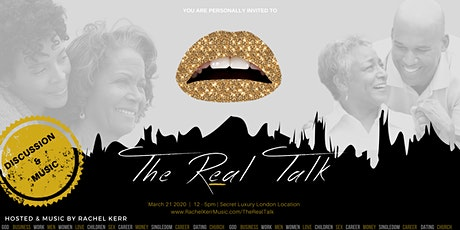 The REAL Talk  |  MOTHERS SPECIAL tickets