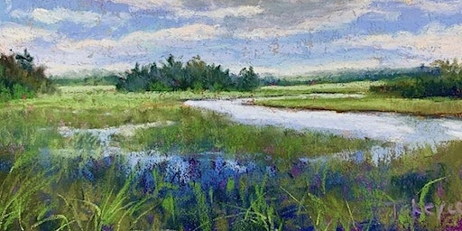 Spring Landscapes in Pastel with Takeyce Walter