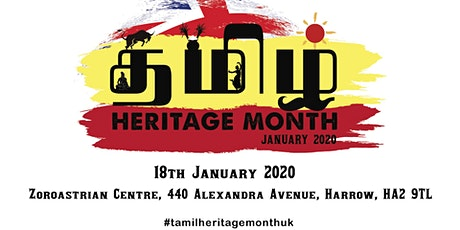 Tamil Heritage Month Celebration tickets