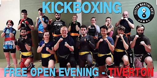 Adults Kickboxing Open Evening, Tiverton