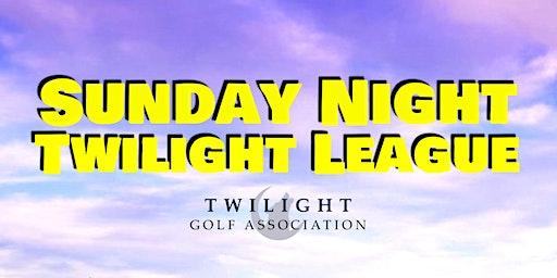 Sunday Twilight League at GCU Golf Course