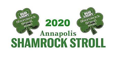 6th Annual Annapolis Shamrock Stroll tickets