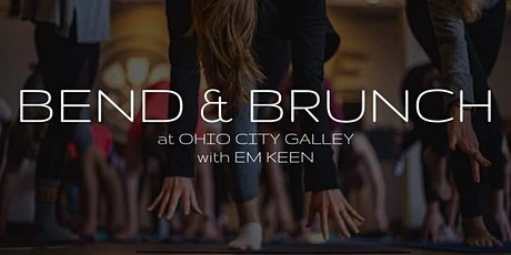Bend & Brunch at Ohio City Galley tickets