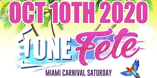 ONE FETE 10-10-2020
