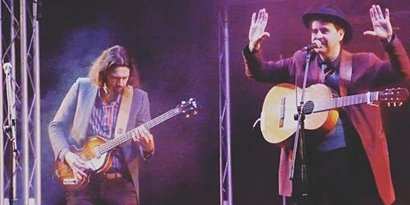 Live music | Gabriel Moreno tickets