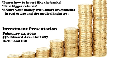 Financial Freedom - Investment Presentation tickets