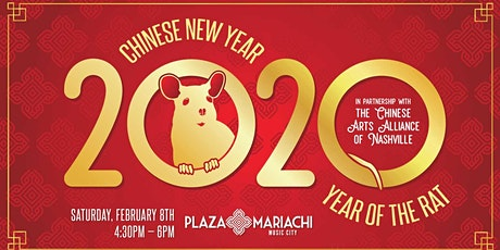 Chinese New Year Celebration at Plaza Mariachi tickets