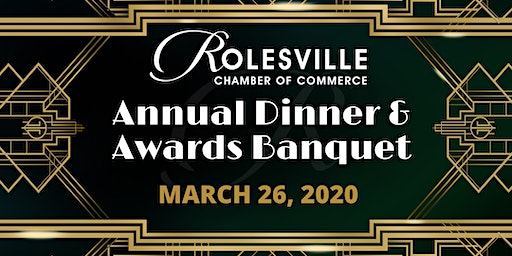 Rolesville Chamber of Commerce Annual Dinner & Awards Banquet