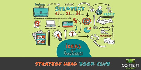 Strategy Head - Business Strategy Book Club by Content Academy® tickets