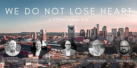 We Do Not Lose Heart 2020 tickets