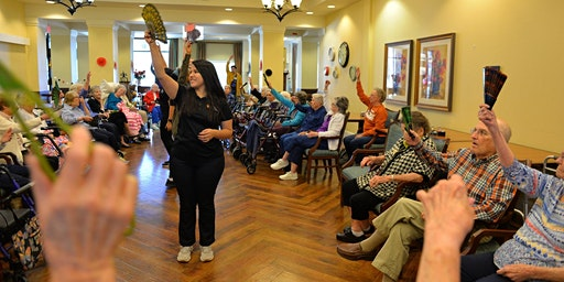 Tango Together: Dancing to Live Well with Dementia