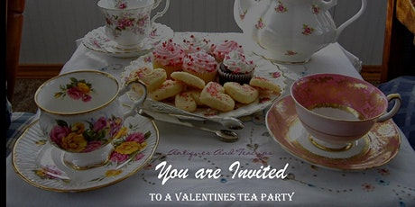 Valentines Tea Party tickets