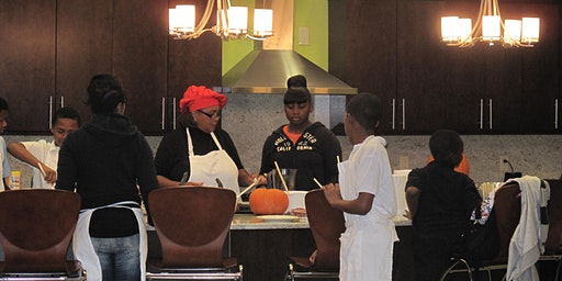 Youth Cooking Class with Sharon Glaspie