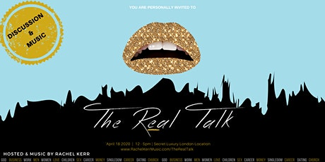 The REAL Talk  |  EASTER SPECIAL tickets