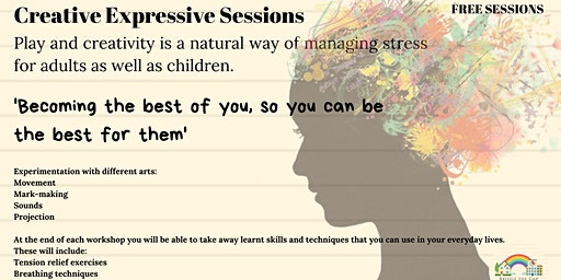 Creative Expressive Workshops for Adults