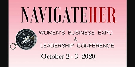 NavigateHER Women's Business Expo & Leadership Conference tickets