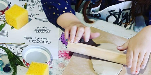 Kids Clay Play Easter Holiday Workshop