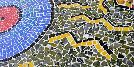 Sticky Situation: Glass Mosaic tickets