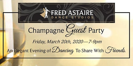 Champagne Guest Party tickets