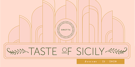 Taste of Sicily tickets