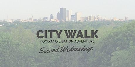 March City Walk tickets