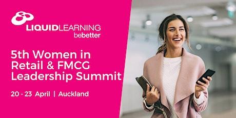 5th Women in Retail & FMCG Leadership Summit tickets