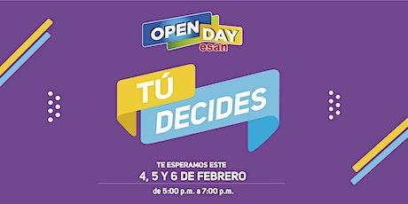 Open day ESAN entradas