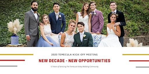 Temecula Valley Wedding Pro's 2020 Kick-Off Mtg