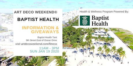 Baptist Health - Free Information & Giveaways tickets