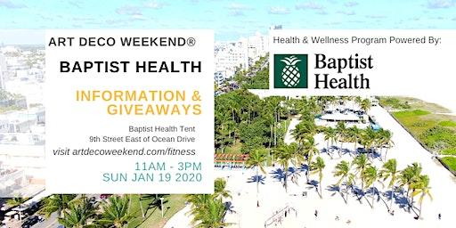 Baptist Health - Free Information & Giveaways