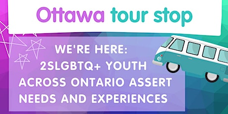 We're Here: Ottawa Launch #PYAPtour tickets