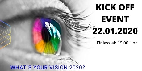 KICK OFF Event 2020 - HAMBURG Tickets