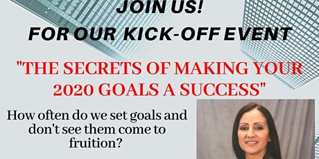 Taking your goals to success in 2020! tickets