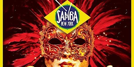 Samba New York's Carnaval Kick-Off Samba Party tickets