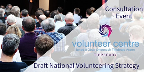 Consultation session Clonmel - Draft National Volunteering Strategy tickets