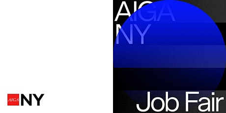 AIGA NY Job Fair tickets
