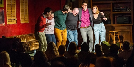 11th Annual Improv Comedy Benefit tickets