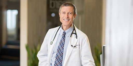 SOLD OUT: Dr. Neal Barnard on Your Body in Balance: The New Science of Food, Hormones, and Health over dinner