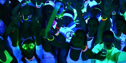 Let's Glow Crazy: Nai's Sweet 16th