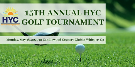 15th Annual HYC Golf Tournament tickets