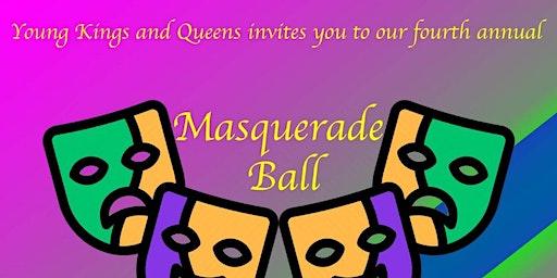 Masquerade Ball Fundraiser
