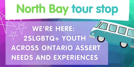 We're Here: North Bay Launch #PYAPtour tickets
