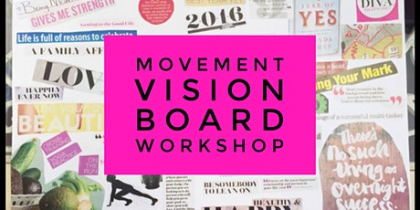 Connecting with my Future Self - Movement Vision Workshop tickets