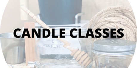Pop and Pearl Candle Class tickets