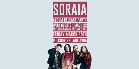 Soraia - Album Release Party tickets