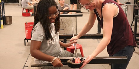 Youth Camp! Summer Skills: Intro to Glassblowing tickets