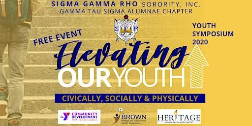 Gamma Tau Sigma Alumnae Chapter presents Sigma Youth Symposium